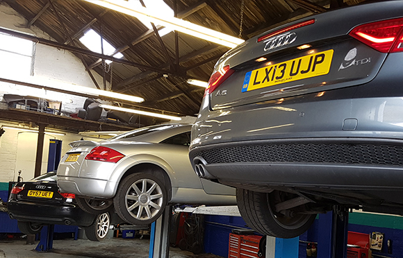 About Bromley Car Service Centre