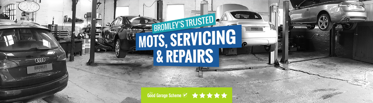 Vehicle Servicing Bromley